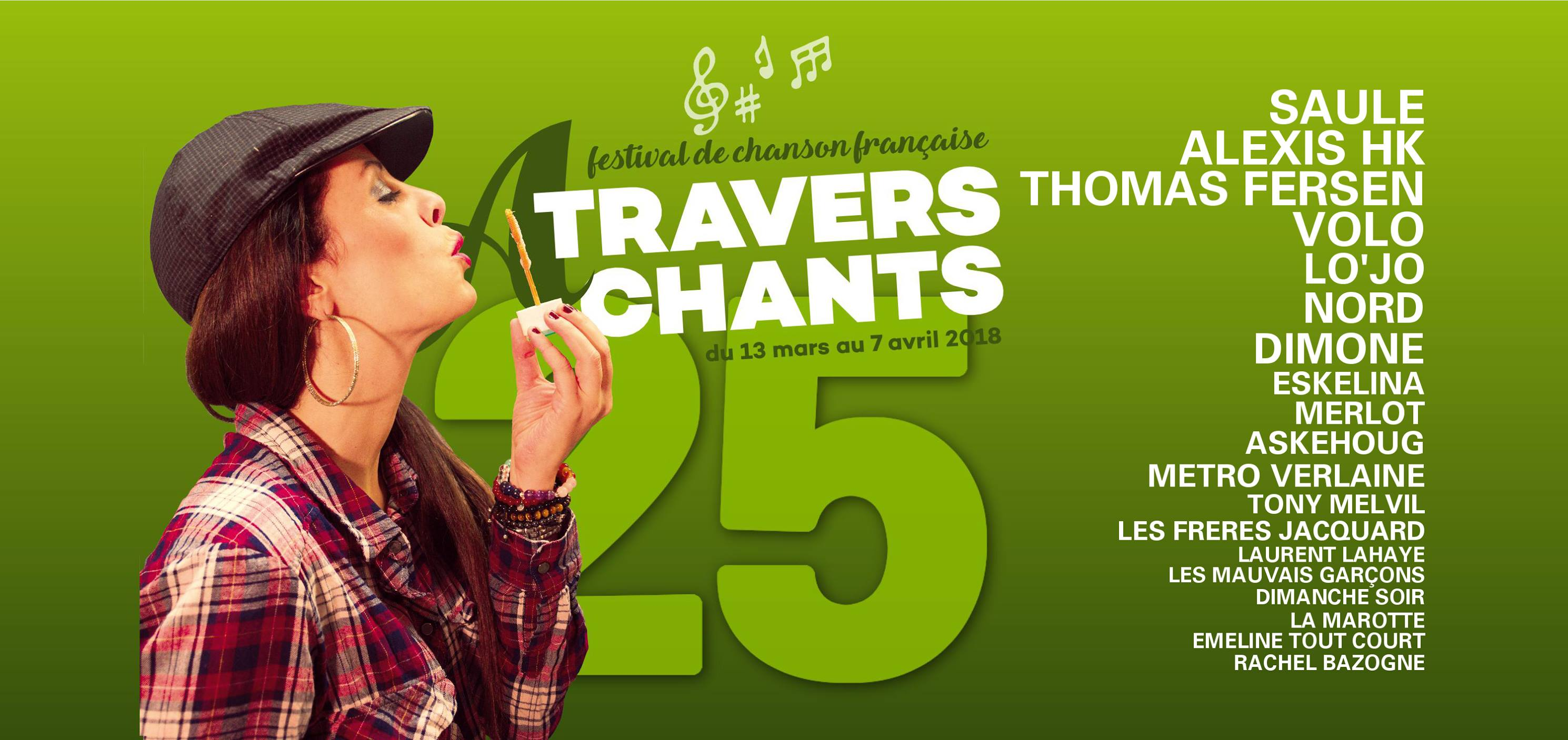 Festival A Travers Chants
