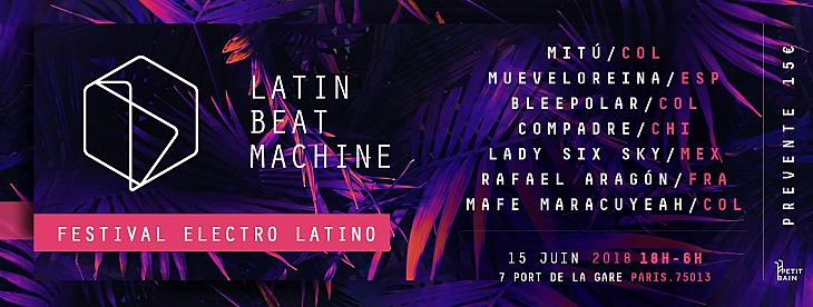 Latin Beat Machine