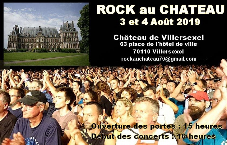 Rock au Chateau
