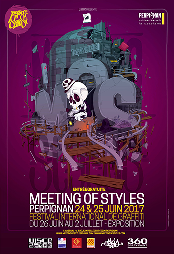 Meeting Of Styles France 2017