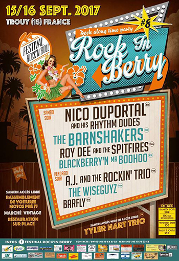 Festival Rock in Berry