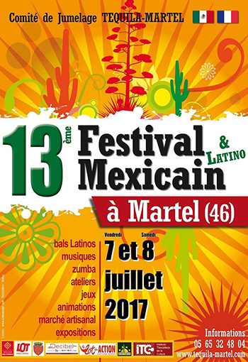 Festival mexicain et latino