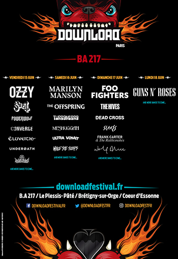 Download Festival Paris