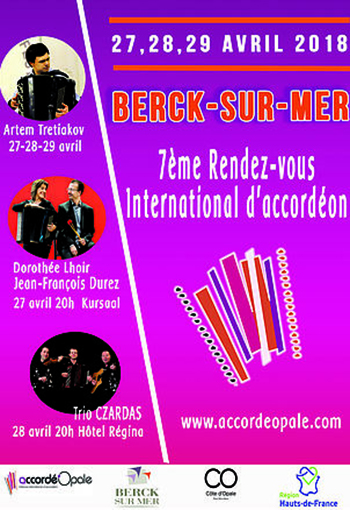 Festival International d'Accordéon