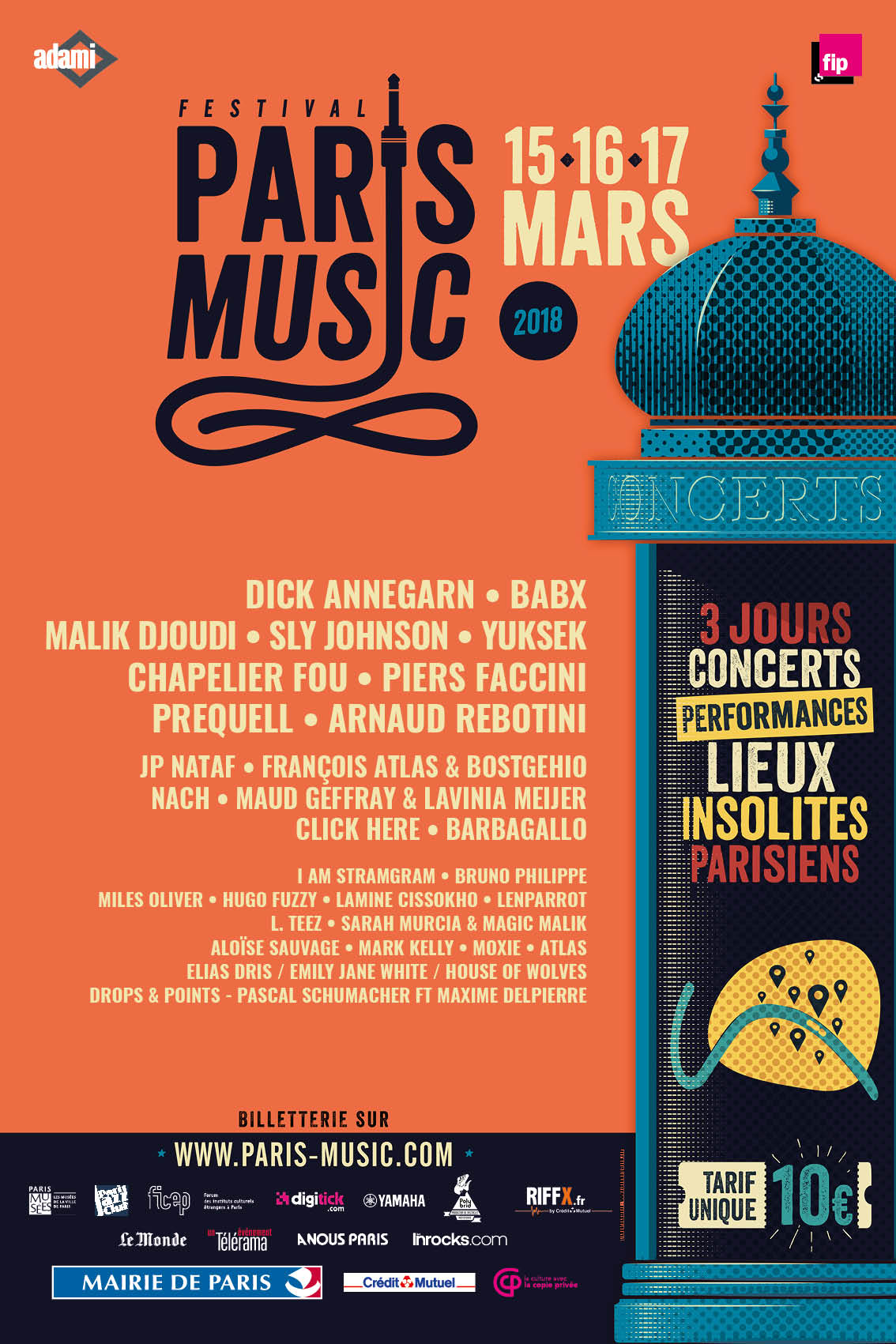 Festival PARIS MUSIC