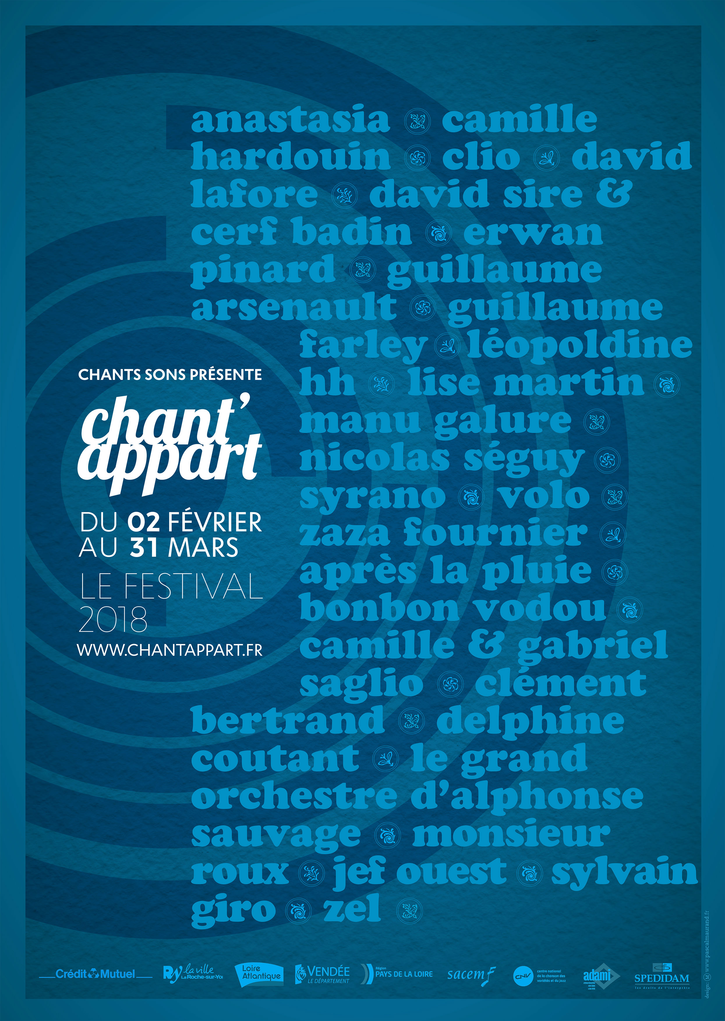 Festival CHANT'APPART