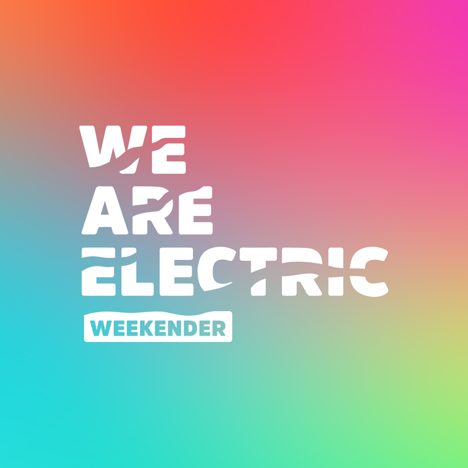 We Are Electric Weekender