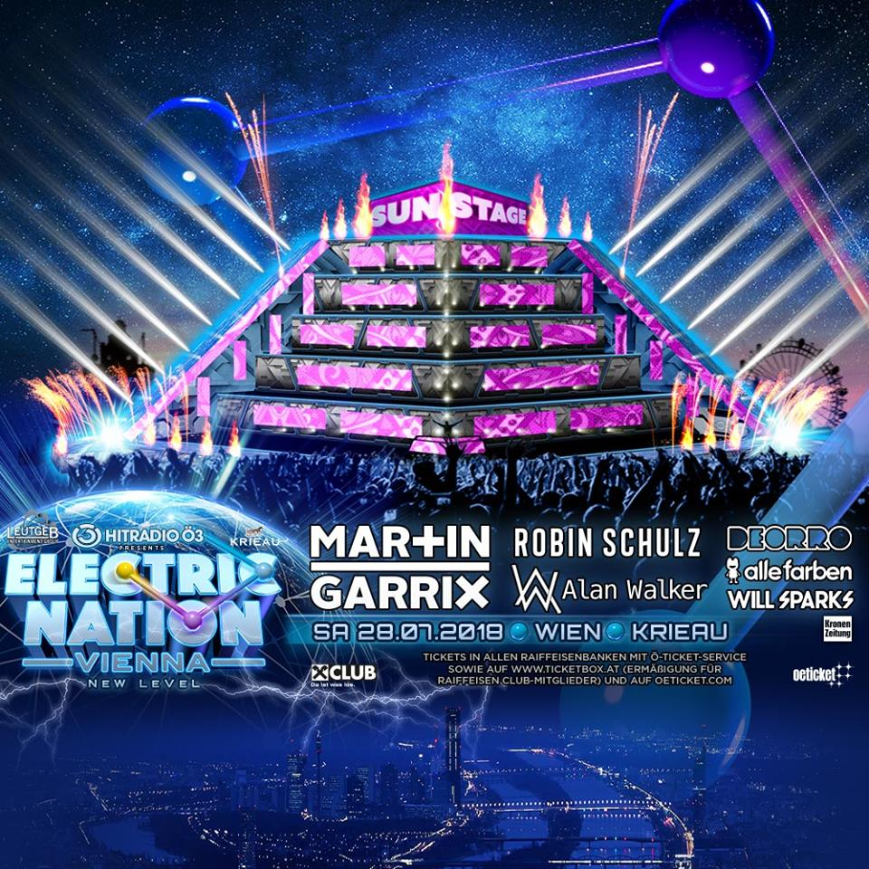 Electric Nation Vienna