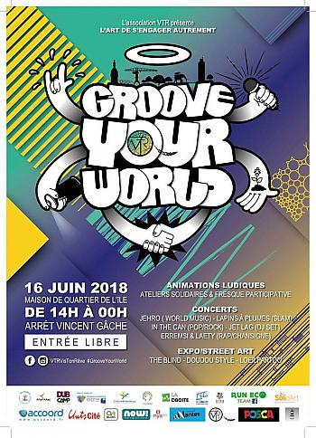 Groove Your World