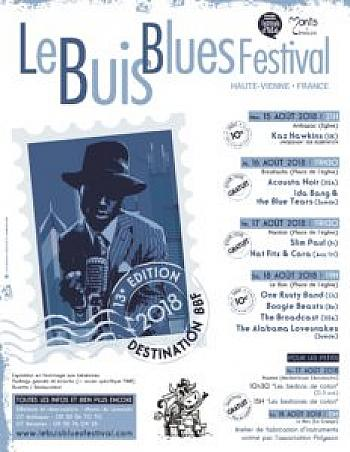 Le Buis Blues Festival