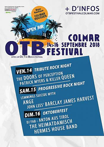On The Beach Festival Colmar