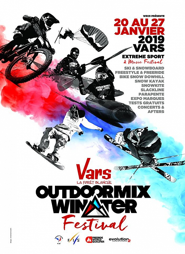 OutdoorMix Winter Festival