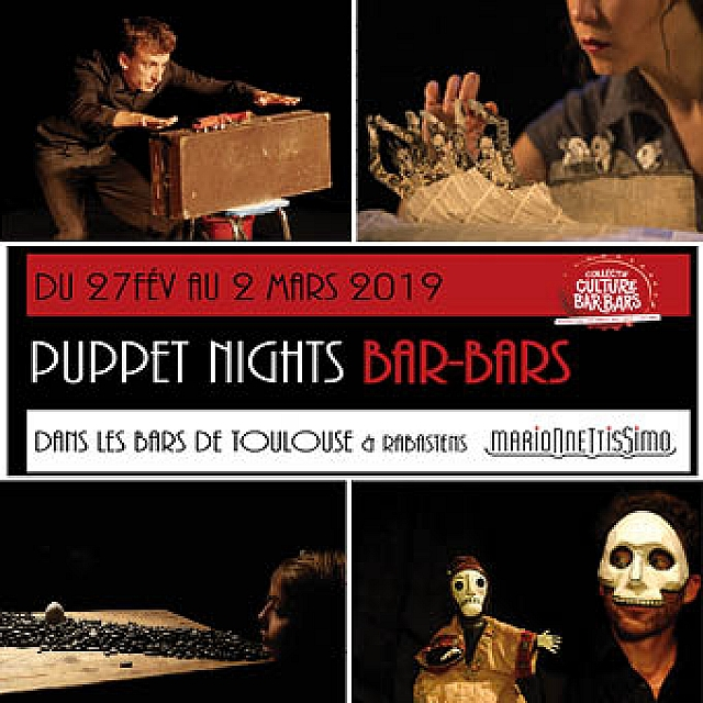 PUPPET NIGHTS BAR-BARS