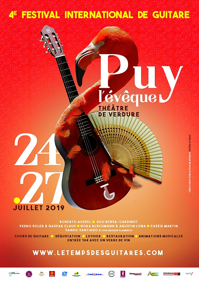 Festival International de guitare de Puy-l'Évêque