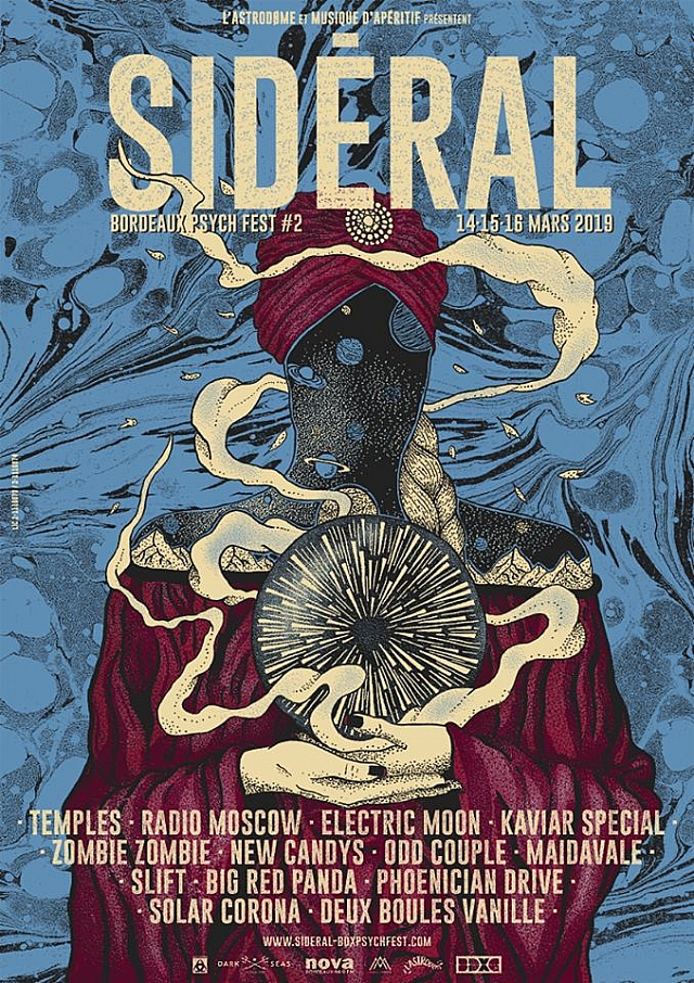 Sideral Bordeaux Psych Fest