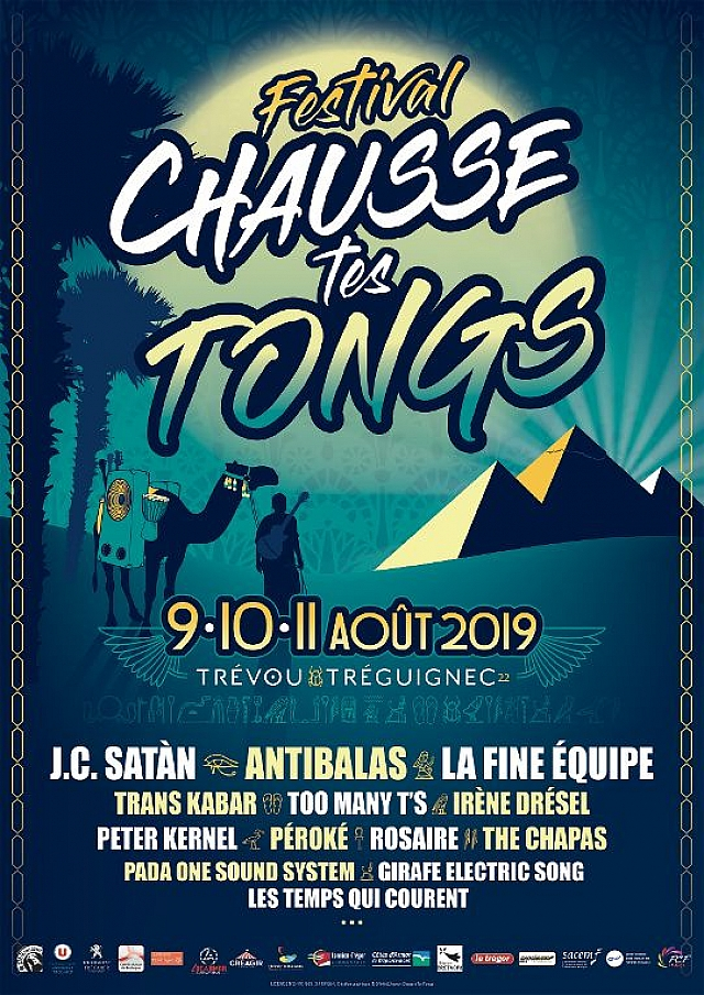 Festival Chausse Tes Tongs