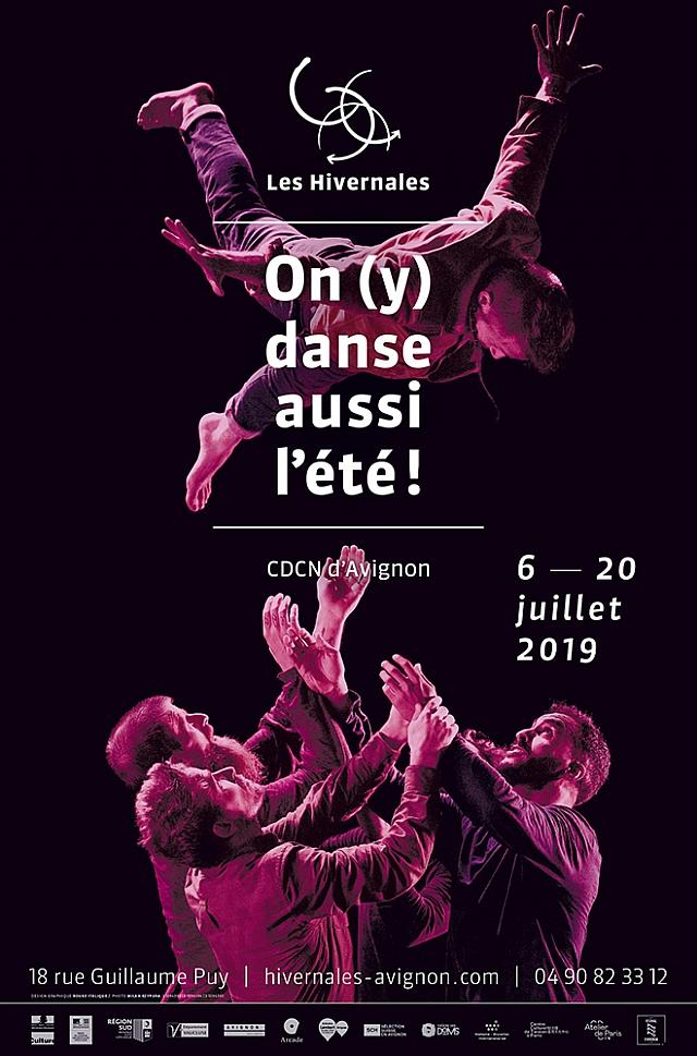 On (y) danse aussi l'été ! - Festival France 2019 Guide